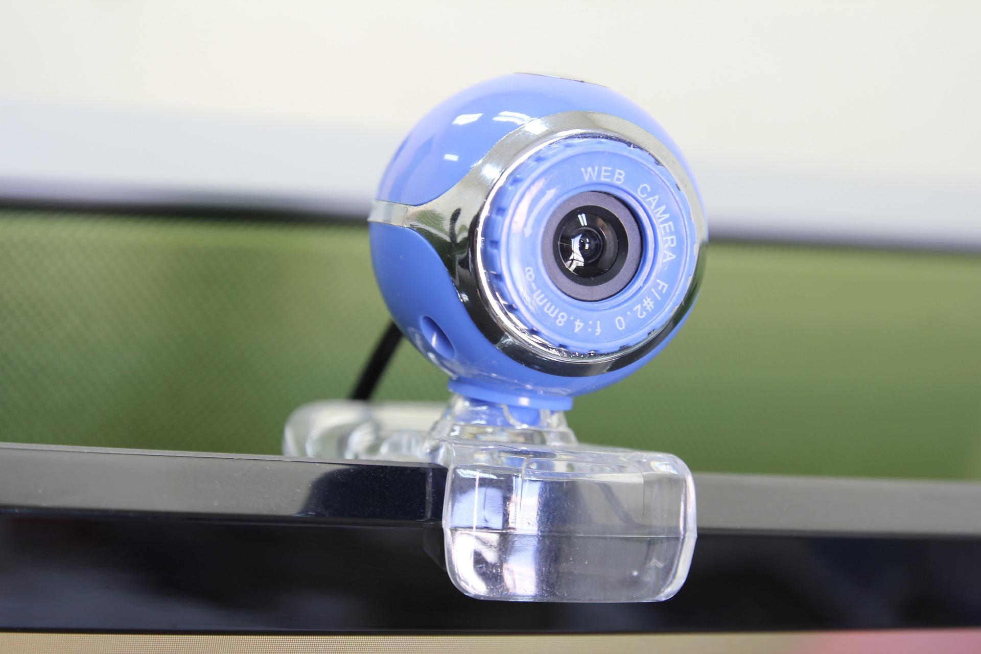 бесплатная веб-камера для модели